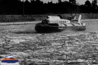 SRN6 with Westland -   (The Hovercraft Museum Trust).